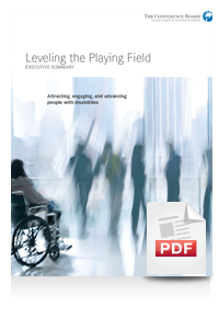 Leveling the Playing Field Executive Report